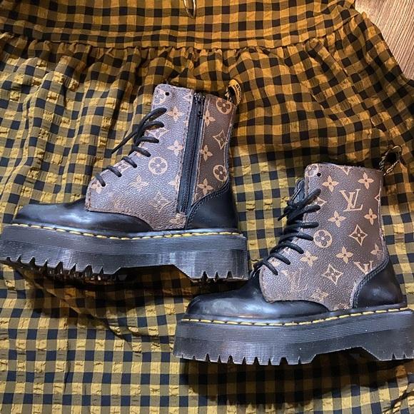 Dr. Martens Shoes | Custom Lv Louis